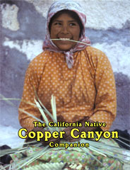 The California Native Copper Canyon Companion