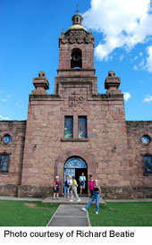 Cerocahui Church in Mexico's Copper Canyon