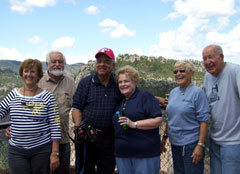 More Travel Agent Guests in Mexico's Copper Canyon