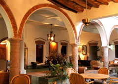 Hotel Torres del Fuerte in Mexico's Copper Canyon