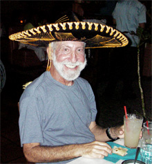California Native founder, Lee Klein, gets into the spirit of Cinco de Mayo