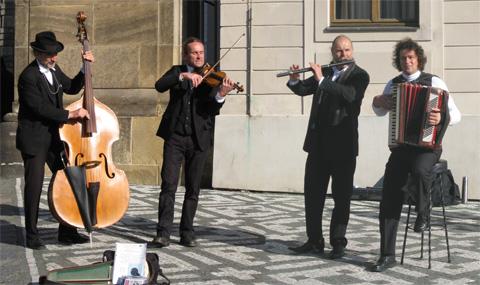 Classical Music - Review of Klementinum, Prague, Czech ...