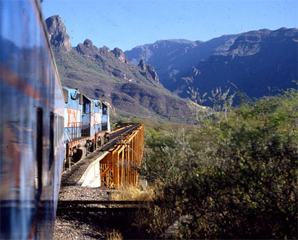 Click to Watch Our Copper Canyon Slideshow