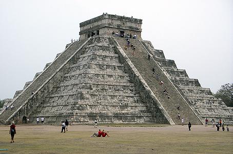 """El Castillo"", Chichen Itza"