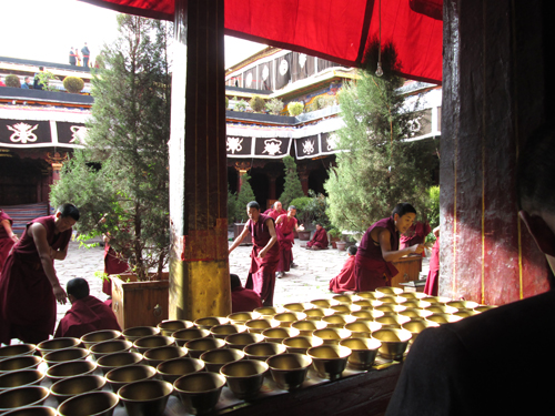Tibeten singing bowls