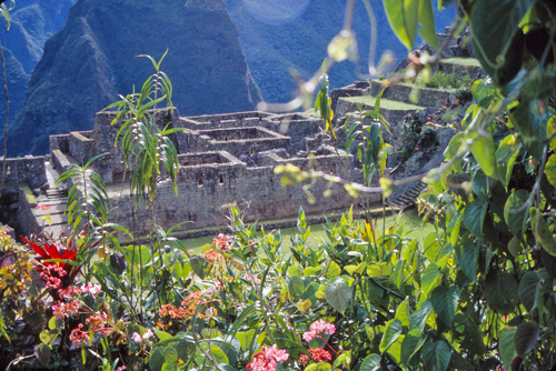 "The ""Lost City"" of Machu Picchu"
