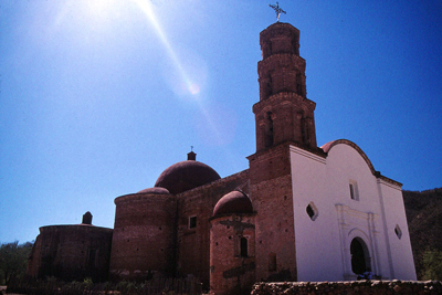Lost Cathedral of Satevo