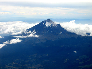 blue-popocatepetl