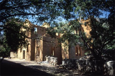 Ruins of the Shepherd Hacienda