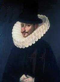 Juan de Mendoza Luna, Viceroy of Mexico and Peru in 1610.