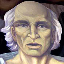 Father Miguel Hidalgo is considered to be the &quot;Father of Mexico.&quot;