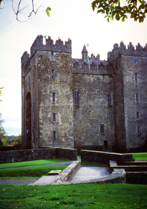 So many amazing castles to see in Ireland!