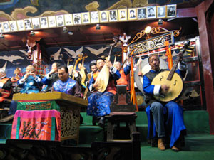 'Ancient Musicians' of China's Naxi Orchestra