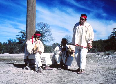 Tarahumara Musicians