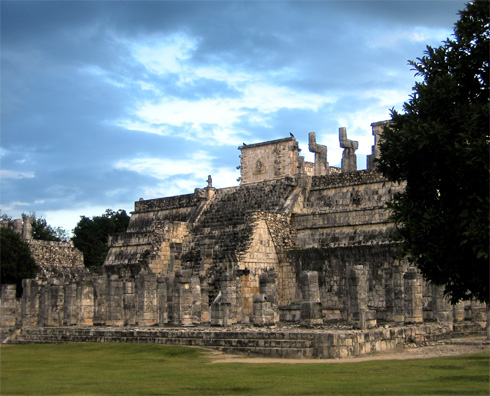 Chichén Itzá width=