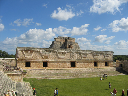 Mayan Ruins at Uxmal