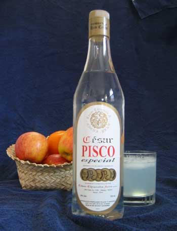 ...куй едят не под водочку, а под национальный перуанский напиток ПИСКО.